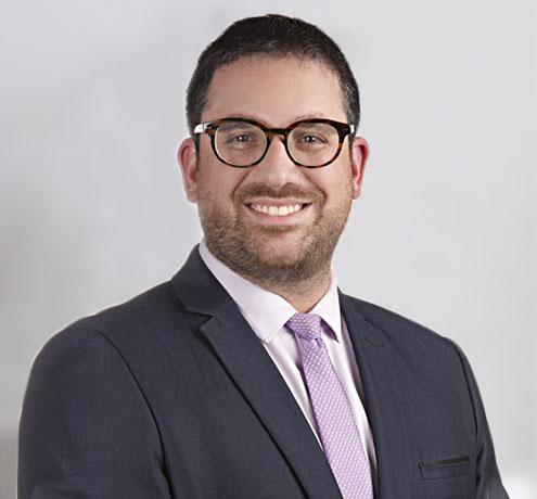 Councillor Dan Sztrajt