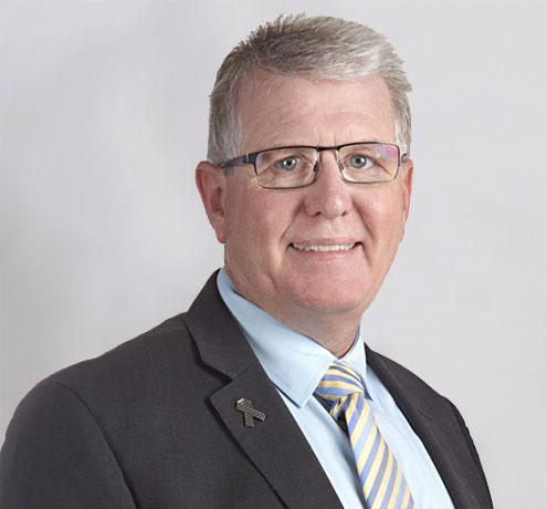 Councillor Jim Magee